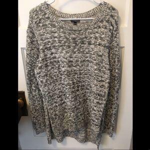 Super cute high-low sweater!